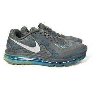 Nike Air Max 2014 Athletic Shoes Sz 8.5